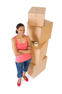 happy she chose a local removalist