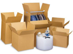 storage solutions when moving house