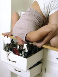 De cluttering tips
